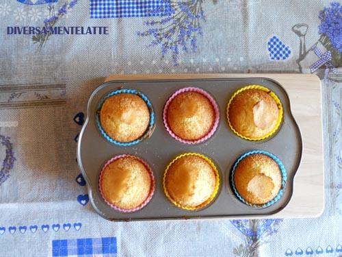 Muffin no-lattosio