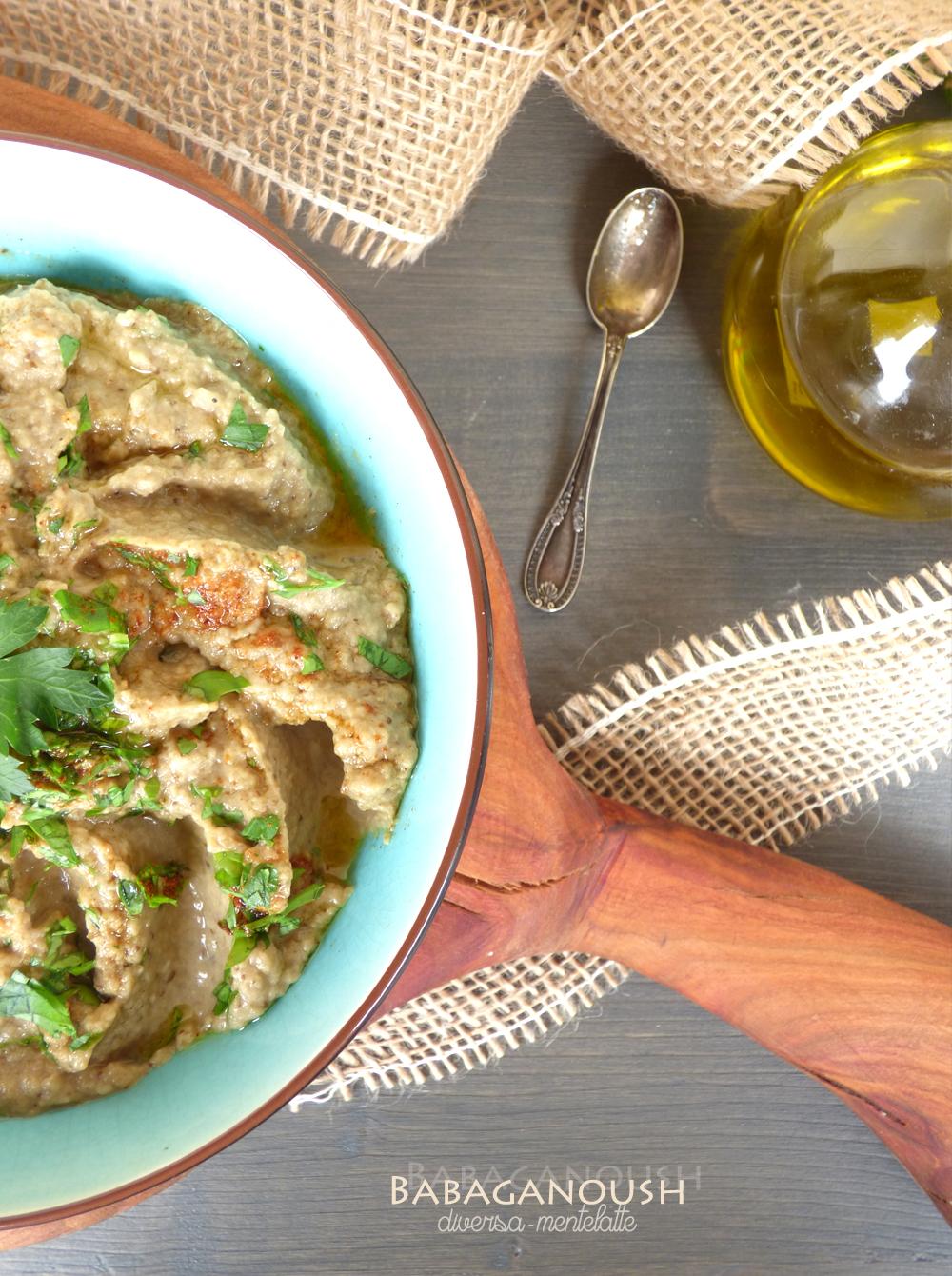 babaganoush salsa vegana