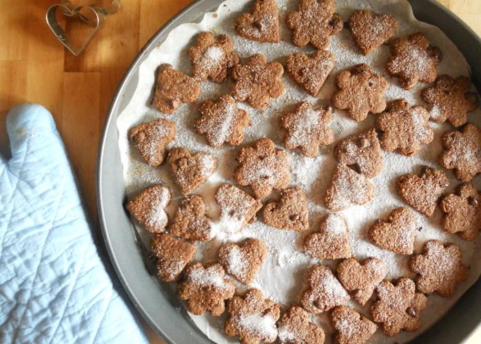 Biscotti (cioccolatosi) alla quinoa