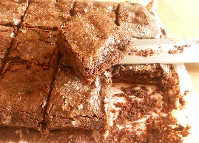Brownies light [zero lattosio, zero uova]