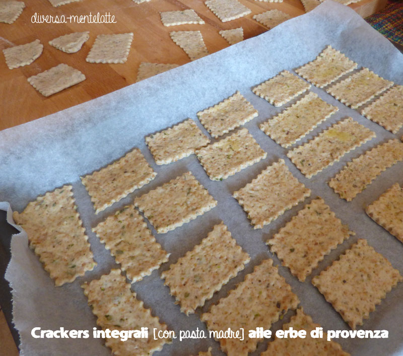 Crackers integrali