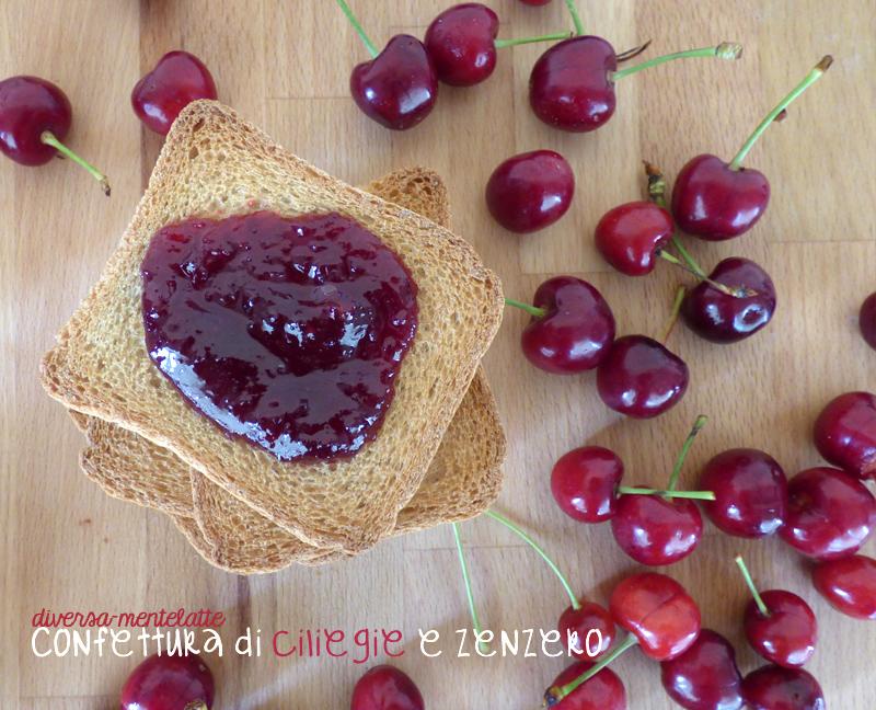 Confettura di ciliegie homemade