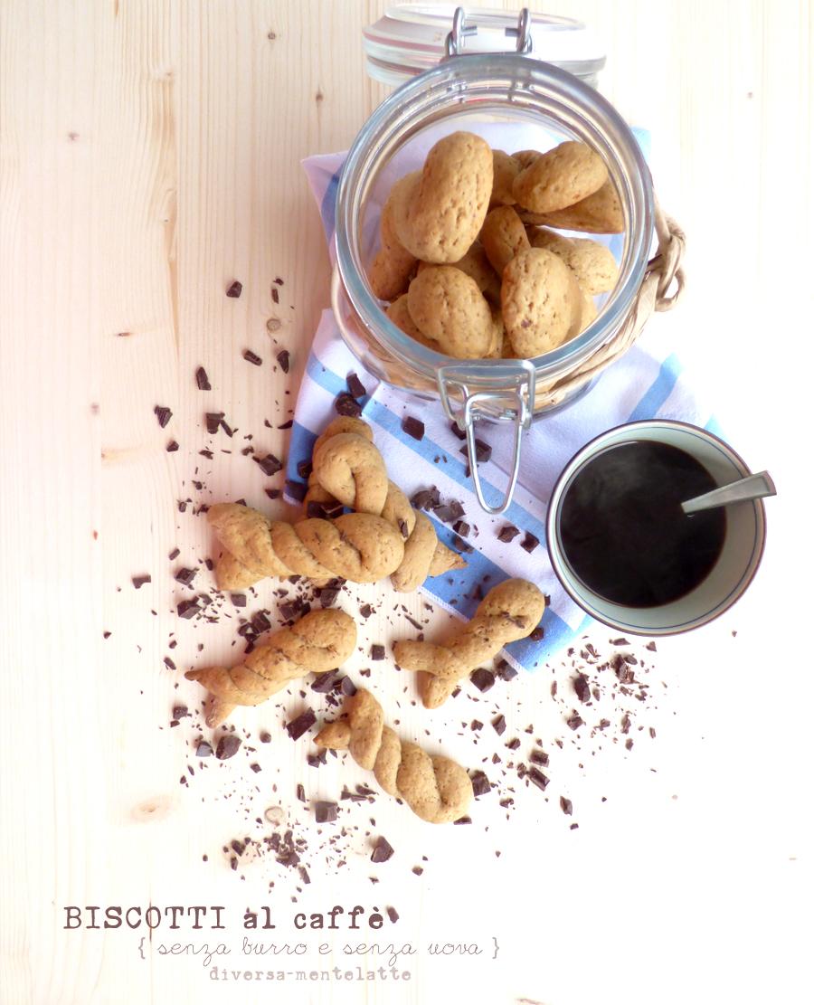 biscotti al caffè