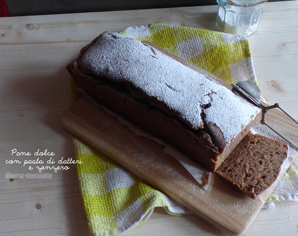 pane dolce senza lattosio