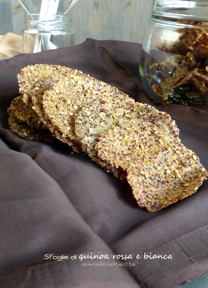 sfoglie di quinoa