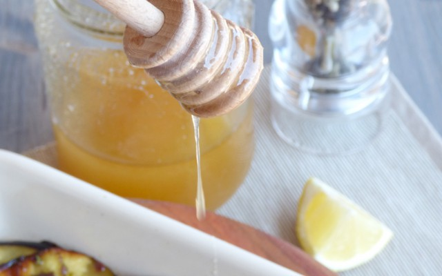 Melanzane con peperoncino e miele