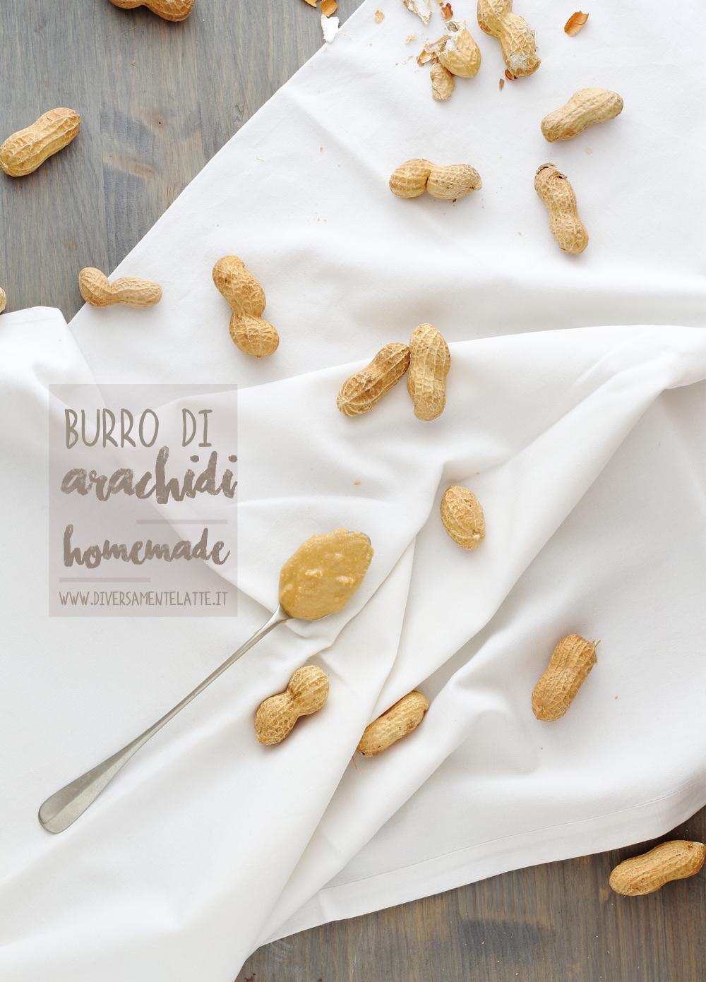 burro di arachidi lactosefree
