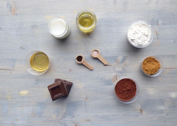 Fudge vegano al cioccolato