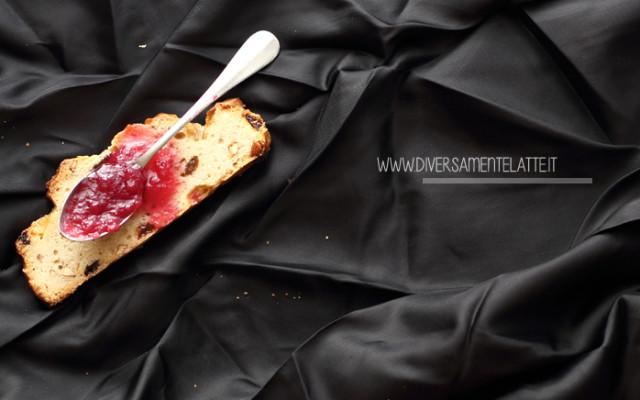 Pane alle castagne e uvetta con pasta madre
