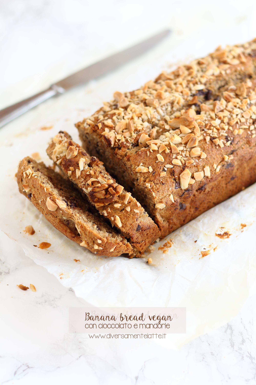 banana bread senza lattosio