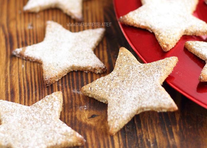 Biscotti al limone e zenzero senza glutine