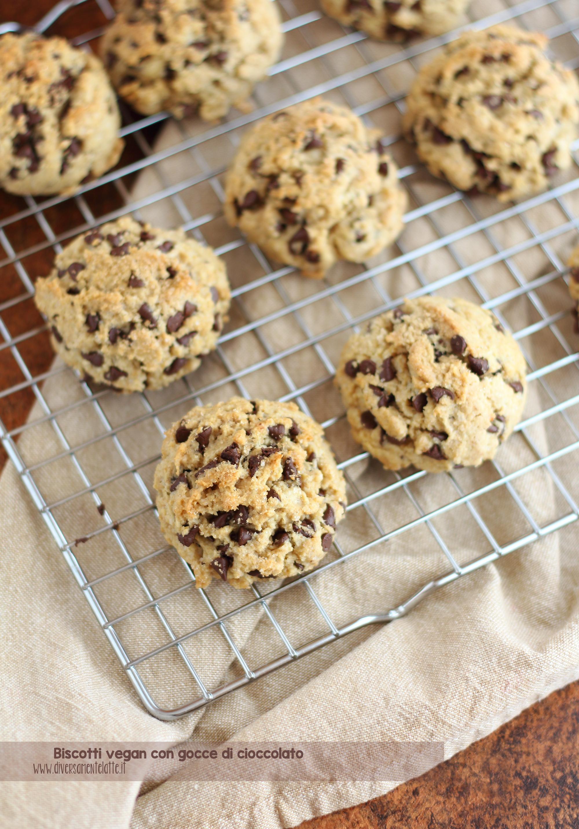 biscotti senza burro e uova