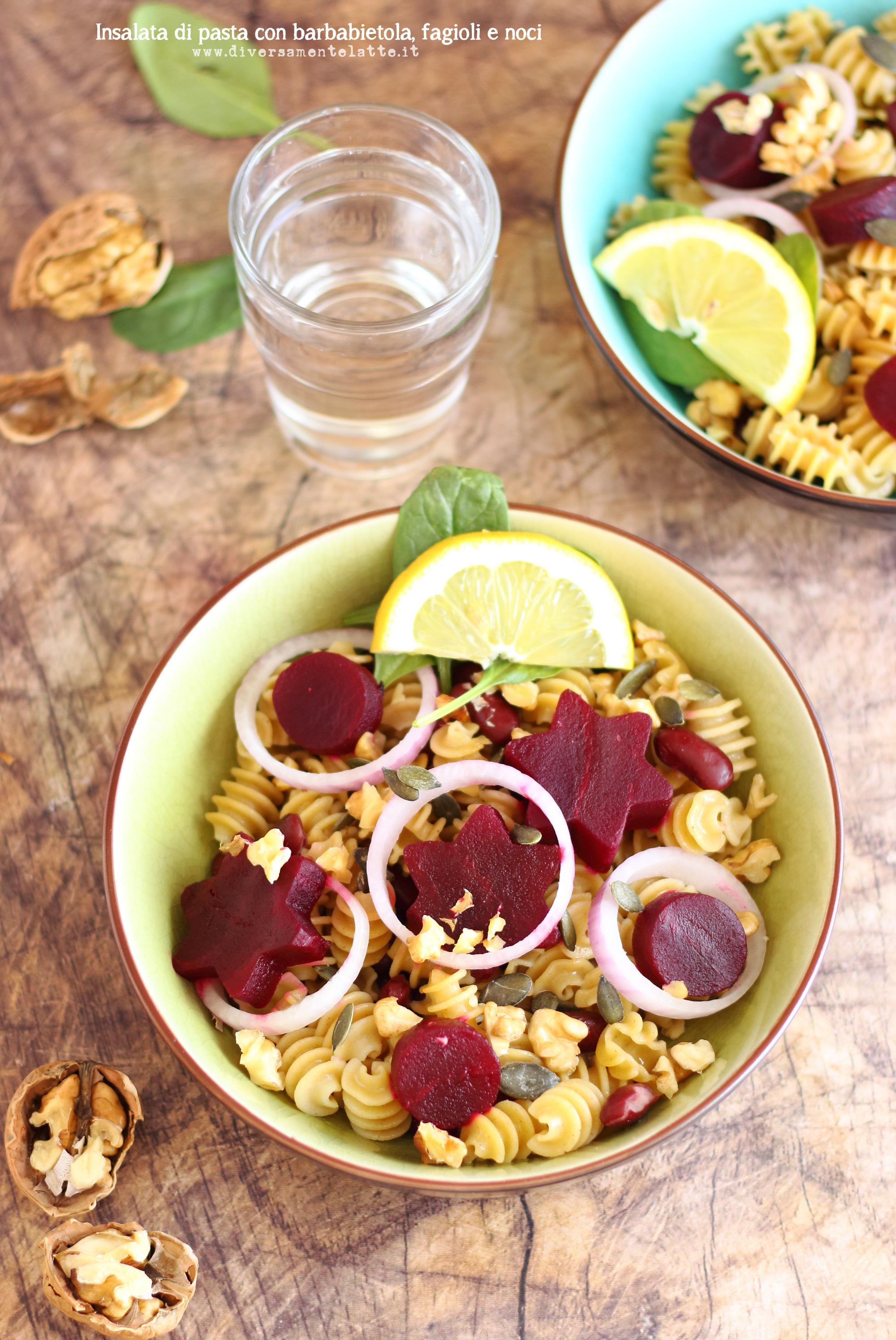 insalata di pasta senza glutine