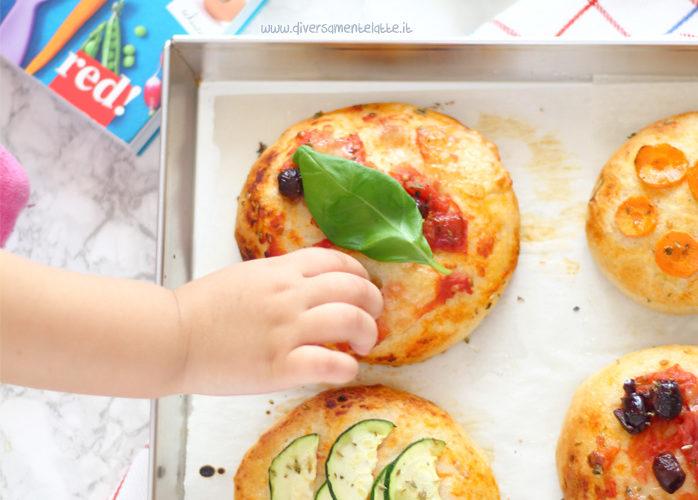 Pizzette fatte in casa