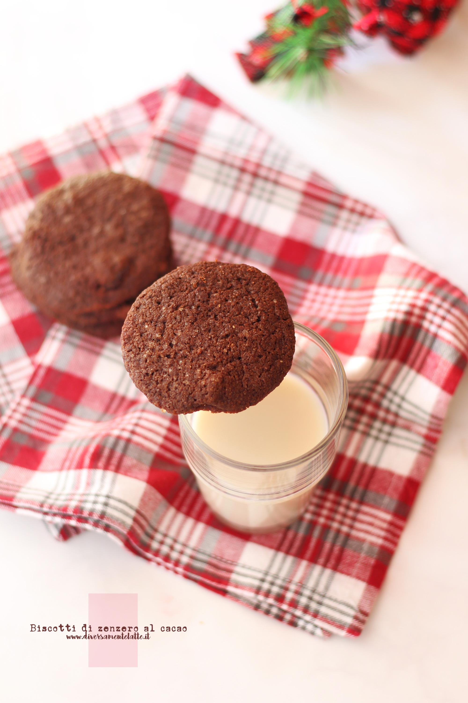 biscotti di zenzero ricetta per natale