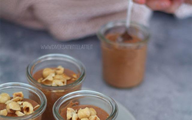 Mousse al cioccolato con aquafaba