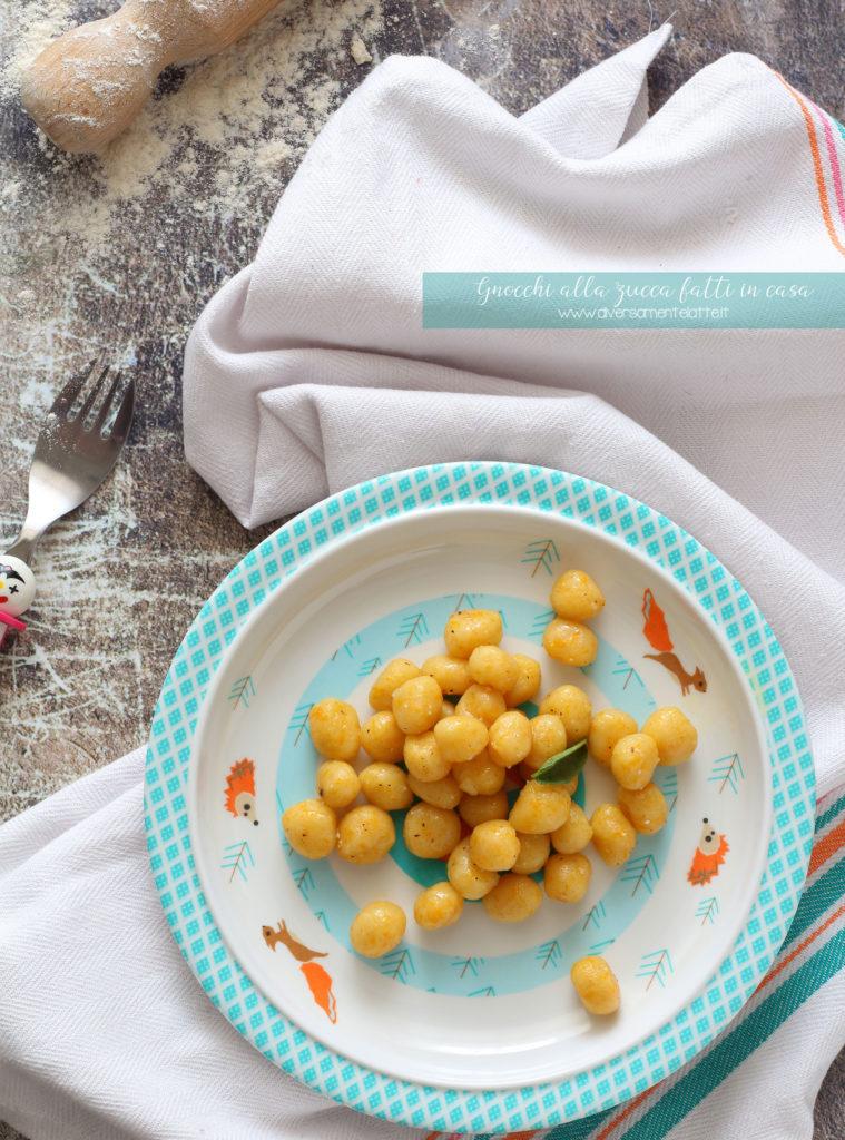 gnocchi alla zucca ricetta facile