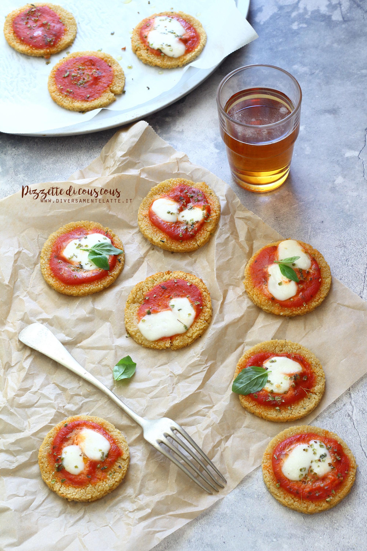 pizzette di cous cous ricetta veloce