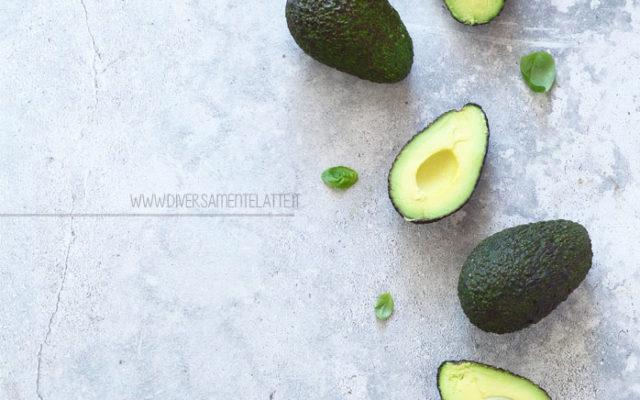 Maionese di avocado senza uova
