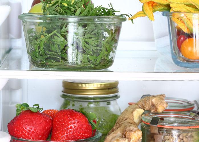 Come conservare verdura e frutta nel frigo