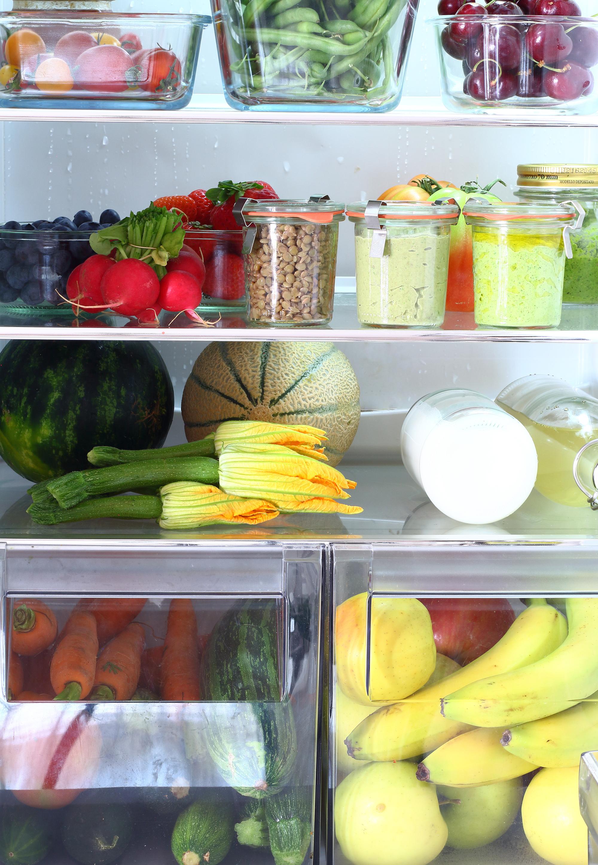 organizzazione frigo