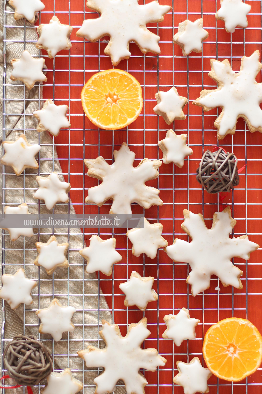 biscotti alle clementine e cannella