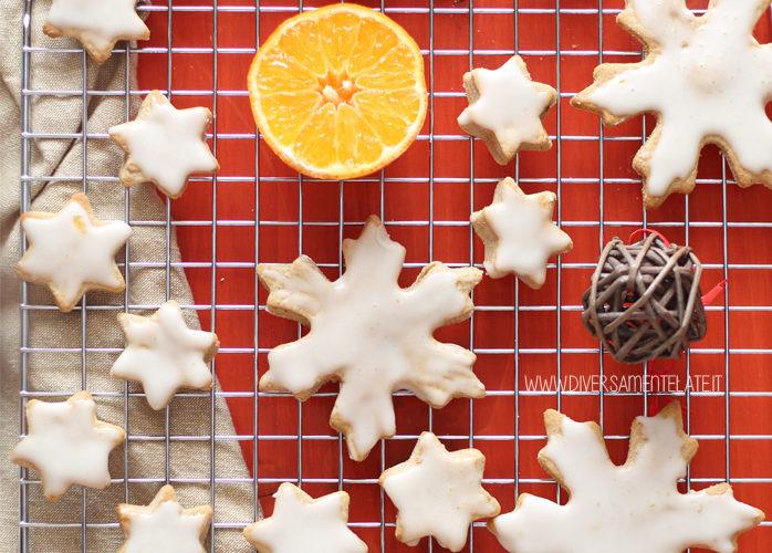 Ricetta da fare con i bimbi: biscotti alle clementine e cannella