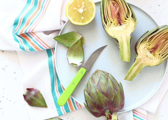 Ricetta antispreco: come riciclare le foglie del carciofo
