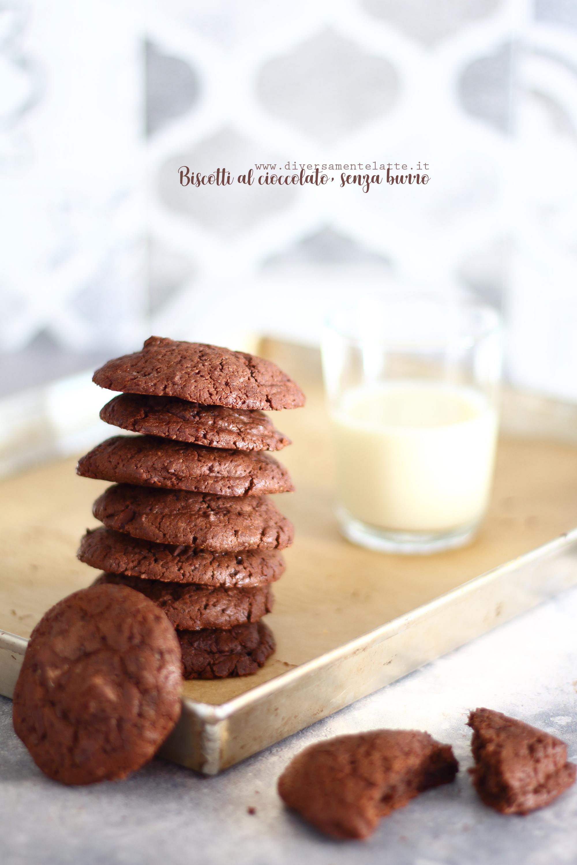 biscotti al cioccolato ricetta facile