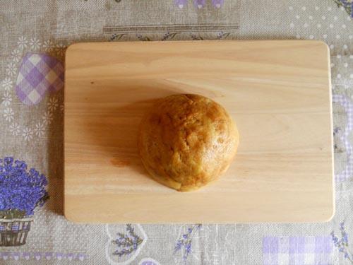 Panetto di pasta frolla