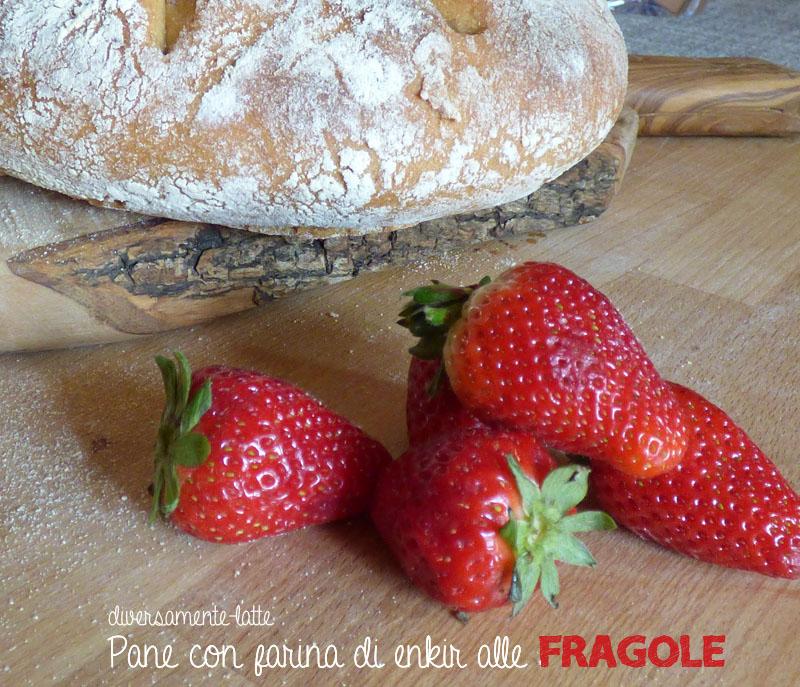 Pane con fragole