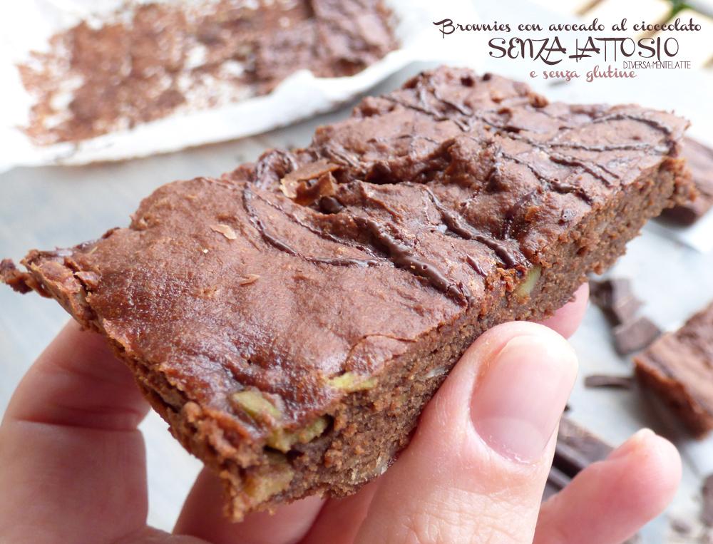 brownies con avocado dairyfree