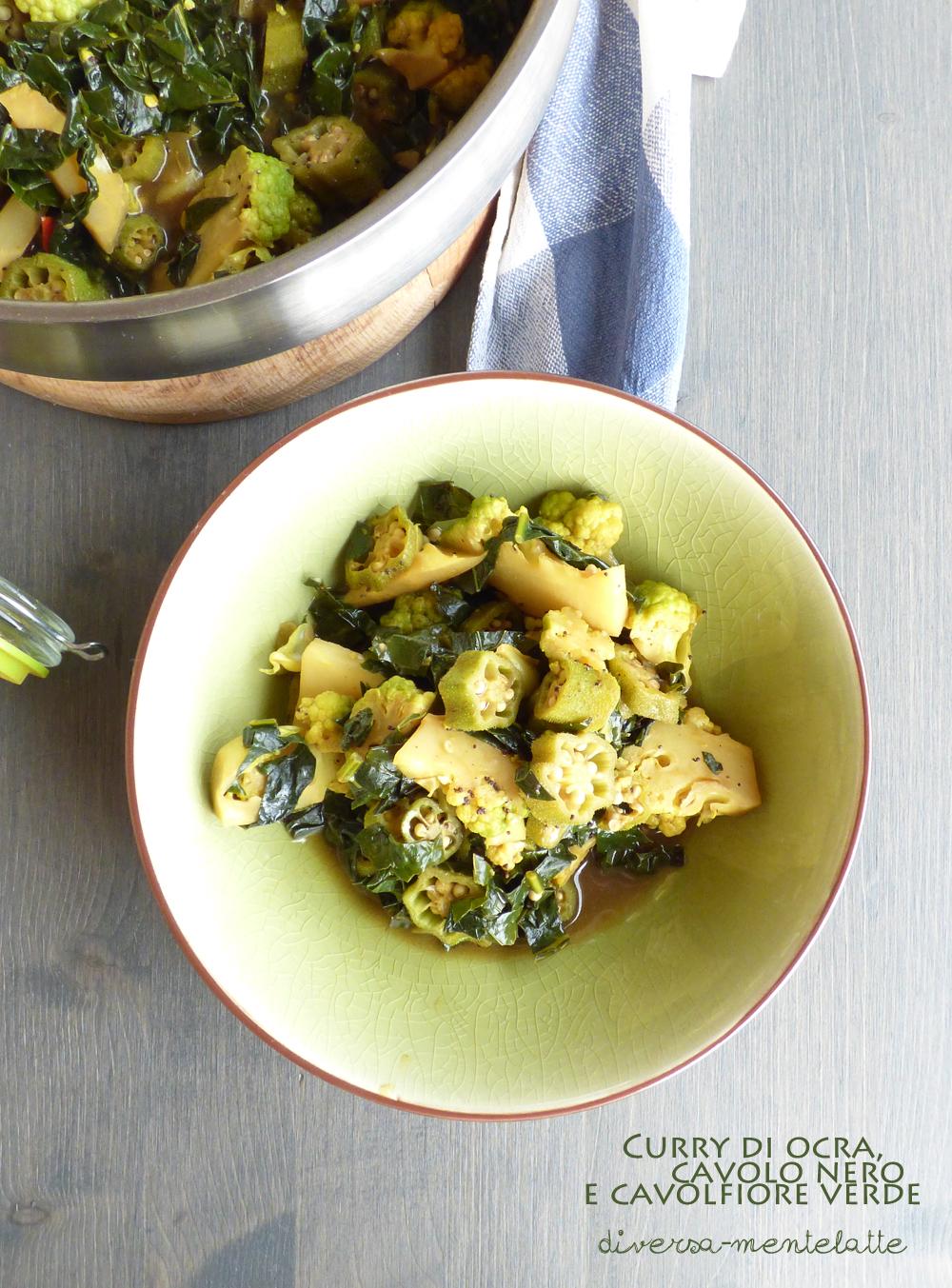 curry ocra dairyfree
