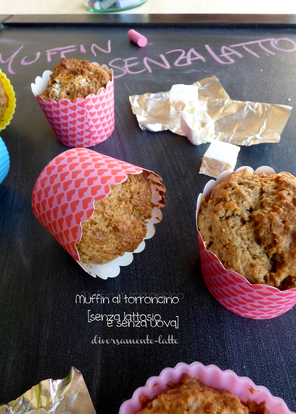muffin dairy free
