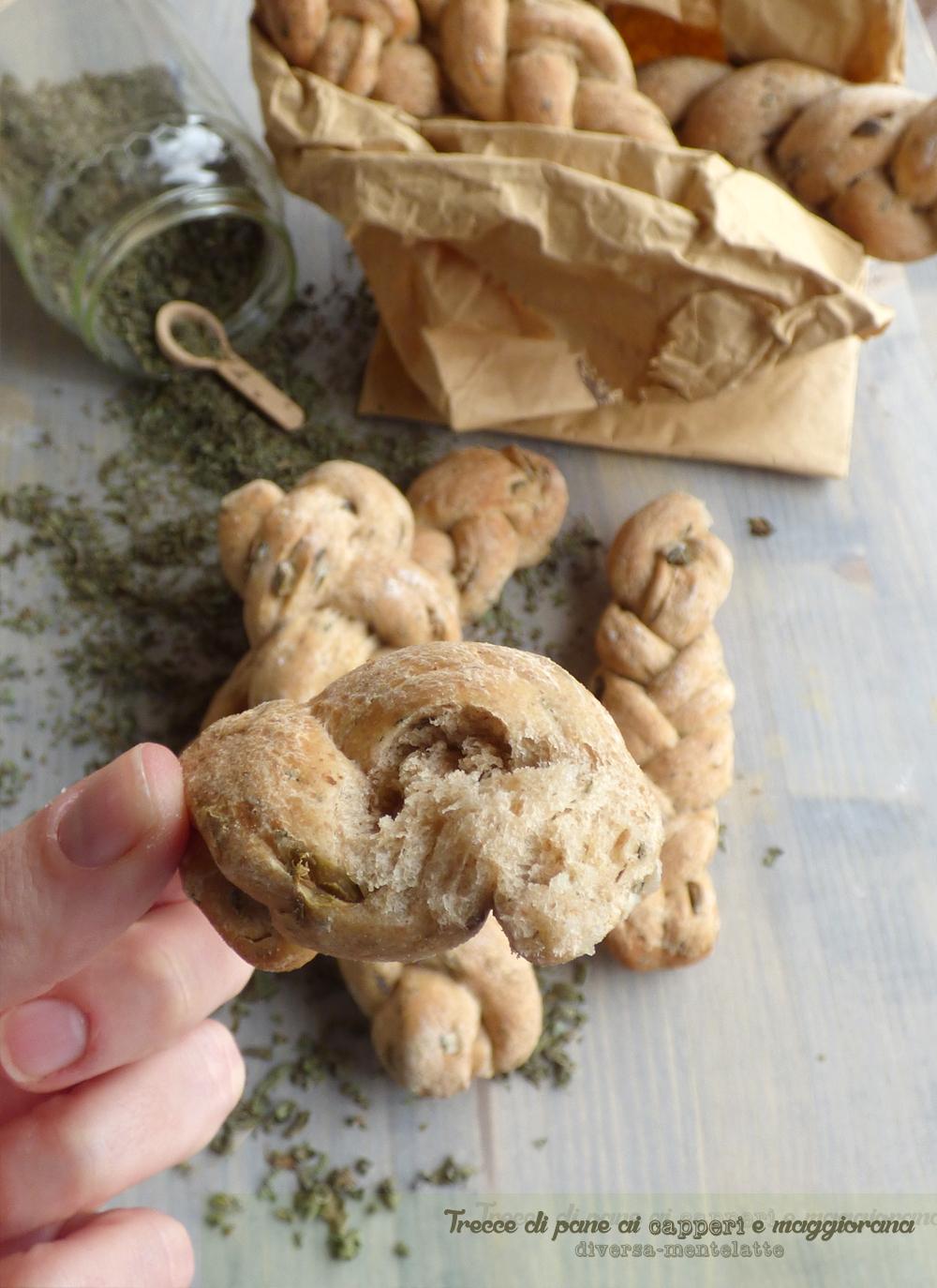 Trecce di pane