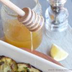 diversamentelatte melanzane con peperoncino e miele