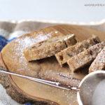 diversamentelatte mini plumcake all'uvetta senza glutine
