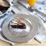 diversamentelatte torta cacao pere senza glutine senza lattosio senza lievito