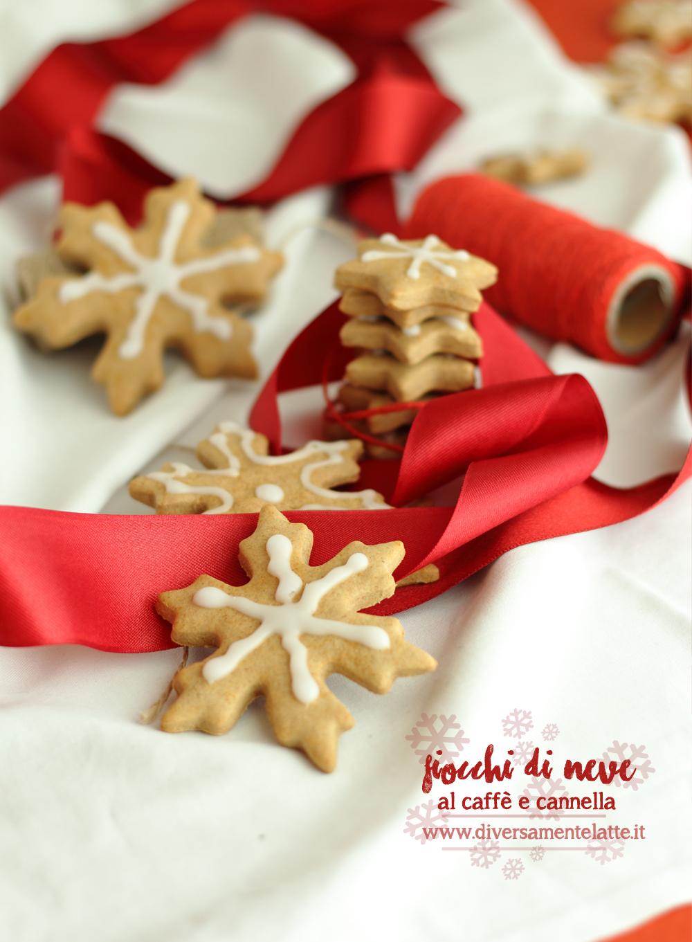 biscotti natalizi senza burro