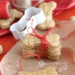 diversamentelatte biscotti per cani alla mela