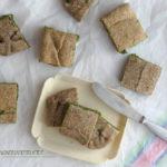 diversamentelatte torta salata integrale spinaci e tofu