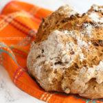 diversamentelatte_soda bread senza lattosio