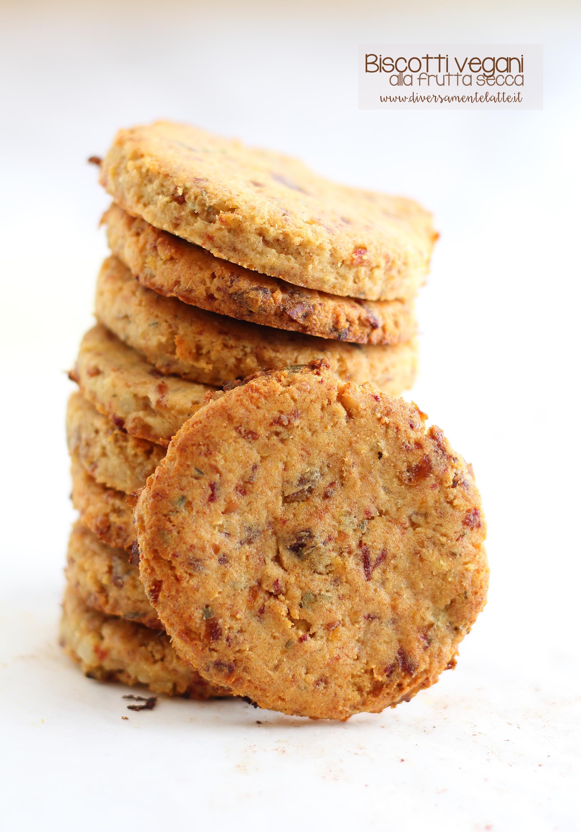 biscotti vegani
