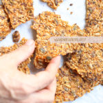 diversamentelatte_crackers con okara e semi misti