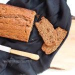 diversamentelatte_banana bread vegan senza glutine