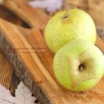 diversamentelatte_cake alle mele e pistacchi