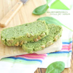 diversamentelatte_plumcake agli spinaci senza latticini e senza glutine