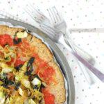 diversamentelatte_pizza di cavolfiore