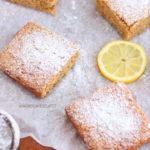 diversamentelatte_torta limone e semi di papavero senza lattosio