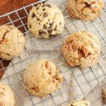diversamentelatte_biscotti integrali con albicocche secche